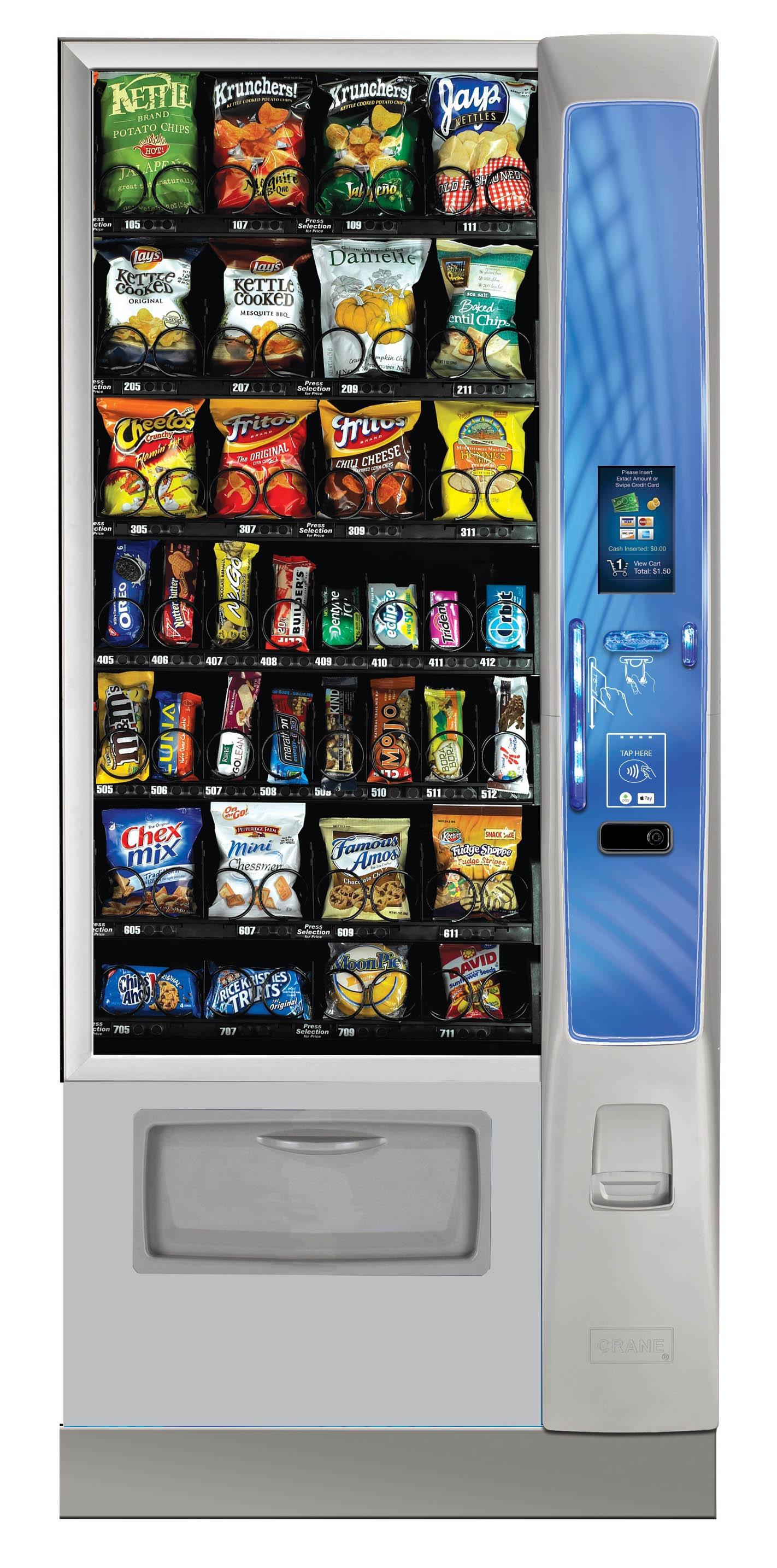 Buy Crane Vending Machines In