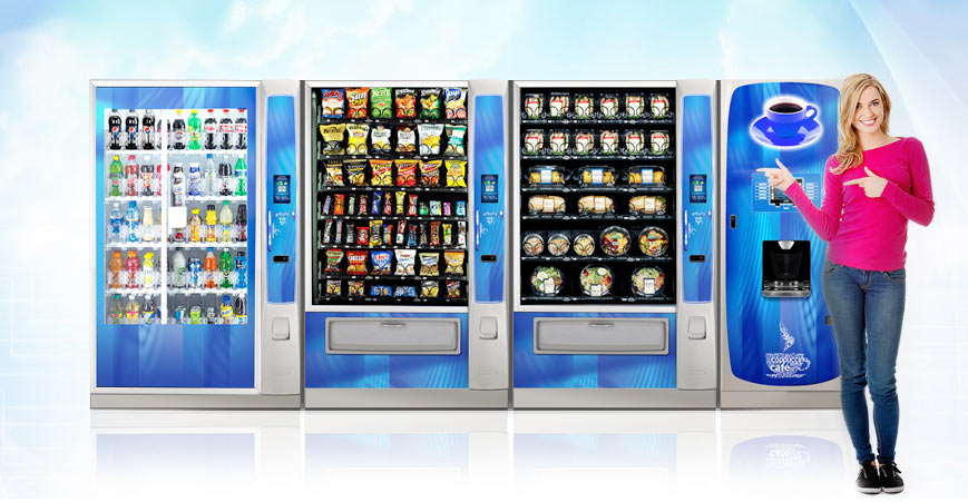 Automatic Vending Specialists AVS | Vending machines Sydney
